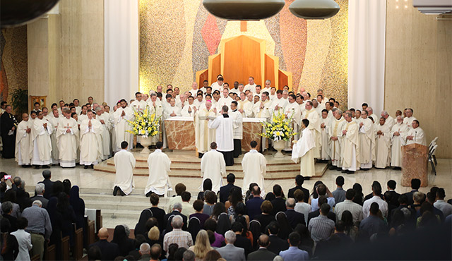 Diocese Of Orange Clergy Assignment Changes Oc Catholic