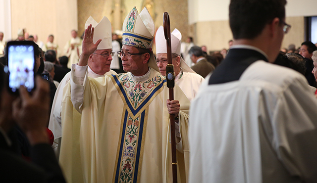 Diocese Of Orange Welcomes New Auxiliary Bishop Oc Catholic